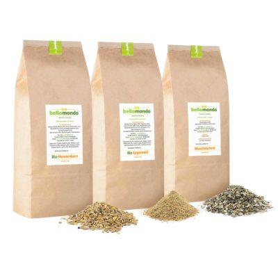 bellomondo Bio-Tiernahrung - Hühnerfutter Probepaket